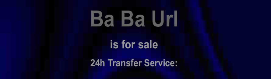 Ba Ba Url .com is for sale. 10% of the value of Ba Ba Url .com will be donated to Animals Asia Foundation, if purchased via ebay