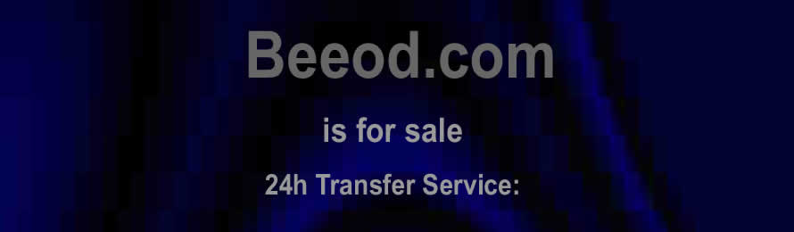 Beeod .com is for sale.