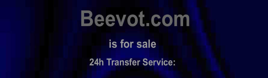 Beevot .com is for sale via Names Url .com - 10% of the value will be donated to The Global Justice Now Trust, if the domain is purchased via ebay.