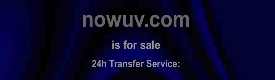 Nowuv .com is for sale. 10% of the sale value will be donated to ORCA, when purchased via ebay.